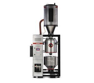 secador de baja energía Ultra de Maguire, secador de resina plástica, plásticos, secado de plásticos, vdb, alimatic, k2019, ahorro económico, bajo consumo de energía