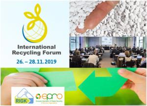 Tercer Foro Internacional de Reciclaje