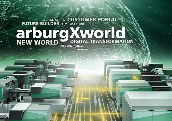 Digitalización y economía circular, claves de Arburg en la próxima K2019