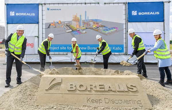 Borealis inicia la construcción de una planta de deshidrogenación de propano (PDH) en Bélgica