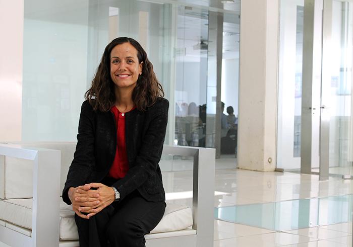 Cristina del Campo, Directora General de AINIA.