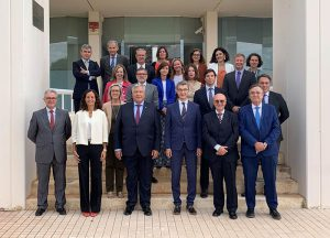 Visita del Comité Ejecutivo de Feique a AINIA