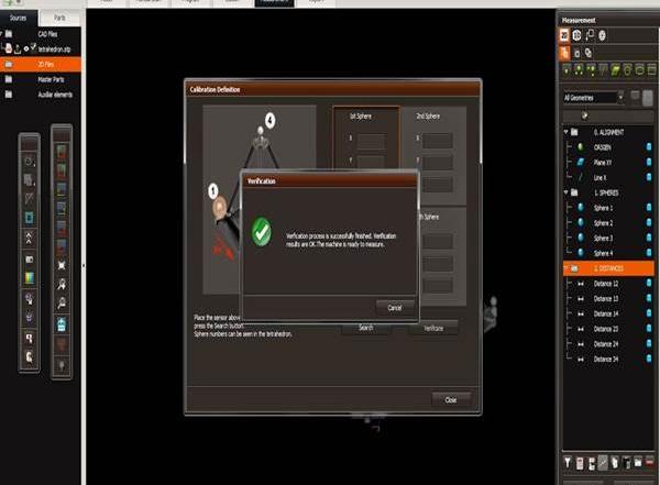 software de Innovalia Metrology