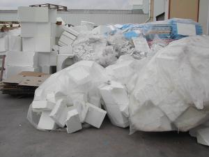 residuos de EPS