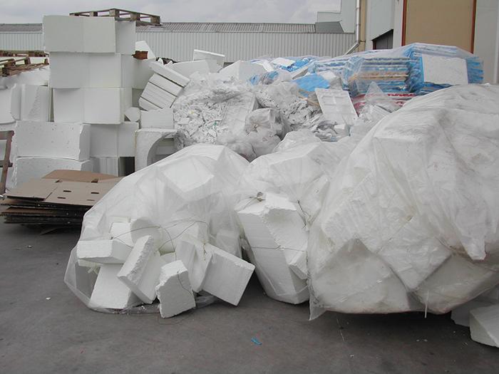 El reciclado de EPS creció un 24% en 2018