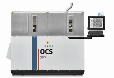 OCS presentará su escáner XP7 en la K2019