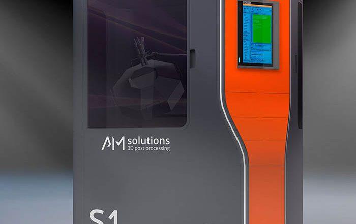 Máquina Si de AM Solutions