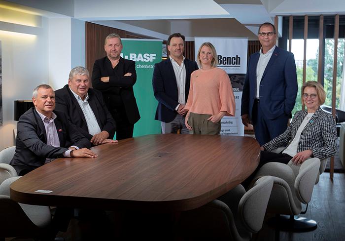 BASF compra UBench