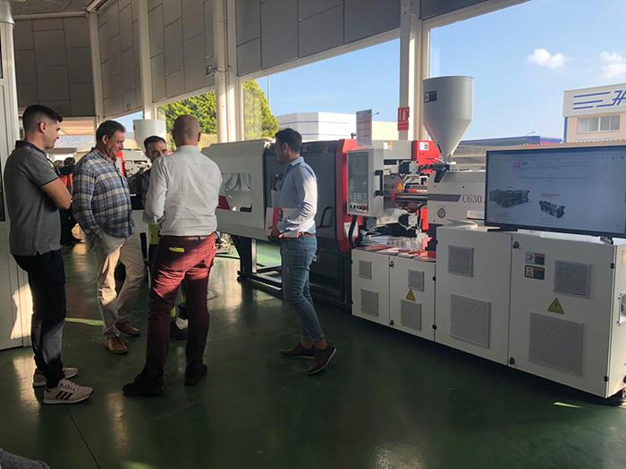 instalaciones de DTC Tecnología en IBI