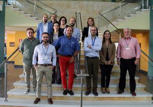 Reunión del proyecto Compolive en Andaltec