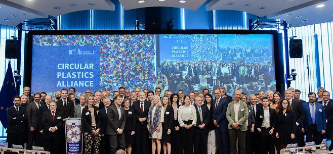 ANAIP, miembro de la Circular Plastics Alliance