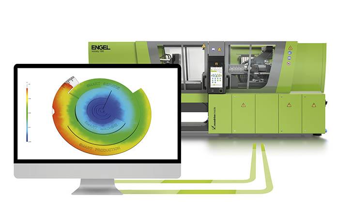 Engel avanza en la digitalización del proceso de inyección junto con Autodesk