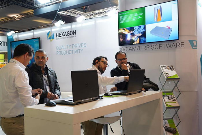 Hexagon Production Software estará presente en la feria Industry