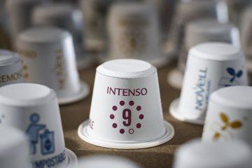 cápsulas de café en bioplástico, premio Liderpack 2019