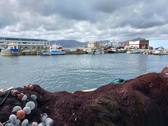 Ropa, a partir de restos de redes de pesca