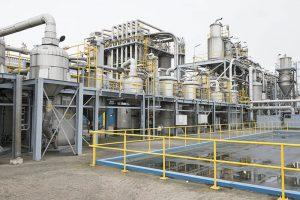 planta de policarbonato de SABIC