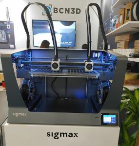 stand de BCN3D en industry 2019