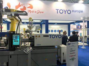 stand de Toyo en la K2019