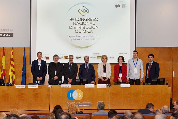 El X Congreso Nacional de Distribución Química se retrasa