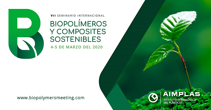 Seminario de Biopolímeros de AIMPLAS 2020
