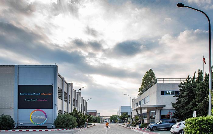 Centro de especialidades de Covestro en Barcelona