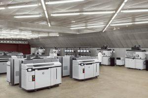 Impresoras 3D de HP