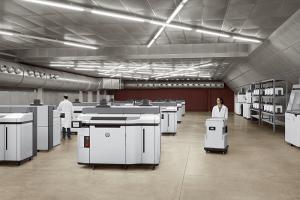 HP 3D Factory