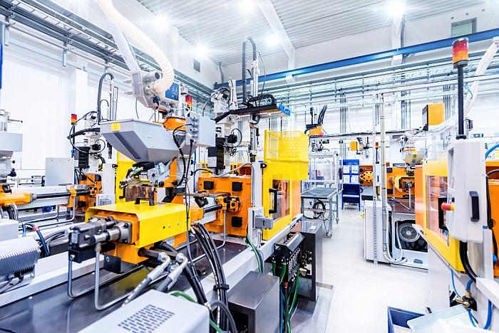 Lubricantes Shell Tellus para maquinaria de inyección de plástico