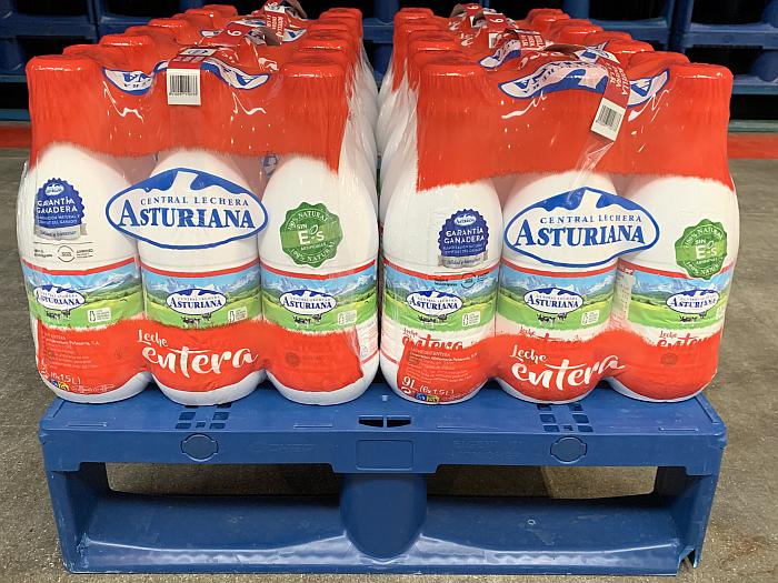 Capsa Food se alía con Nortpalet para fabricar palés con plástico reciclado