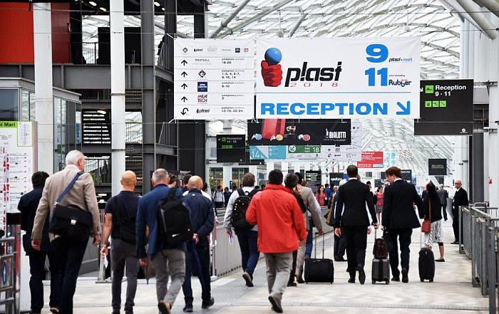 Feria Plast de Milán