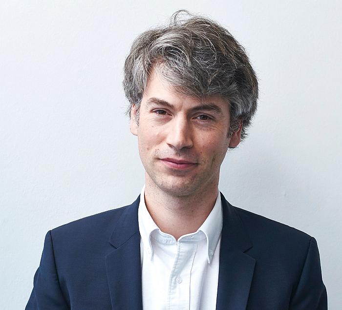 Clément Moreau, CEO de Sculpteo.