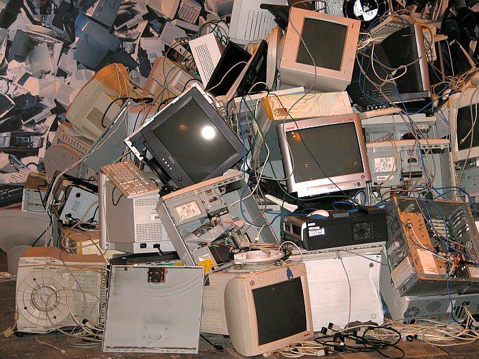 Reciclar ABS y HIPS procedente de residuos electrónicos