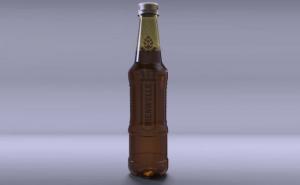 Botella cerveza PET
