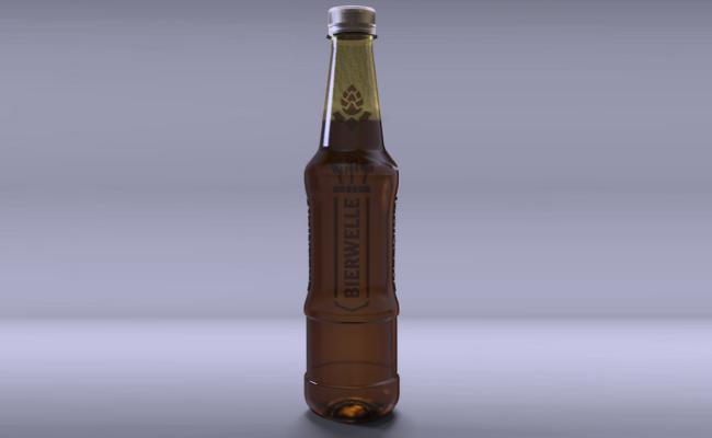 PET Technologies y Bierwelle desarrollan una botella de PET para cerveza artesana
