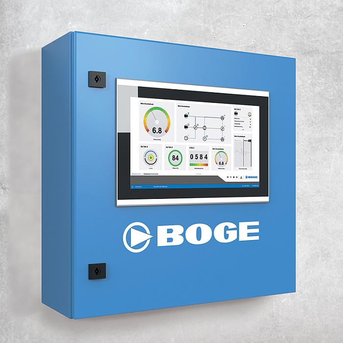 Controlador Airtelligence Provis 3 de Boge