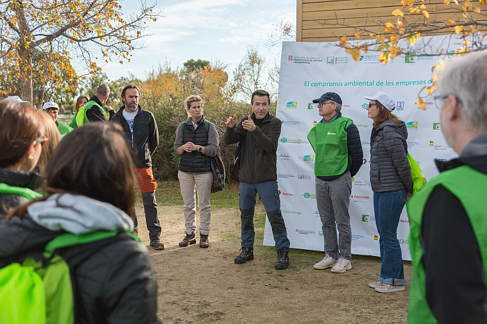 voluntariado verde cicloplast