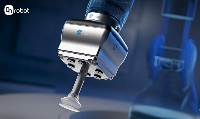 OnRobot presenta la pinza eléctrica personalizable VGC10 Compact
