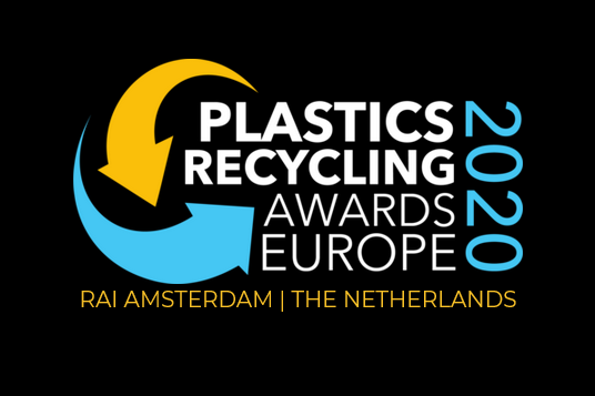 Finalistas de los Plastics Recycling Awards Europe 2020