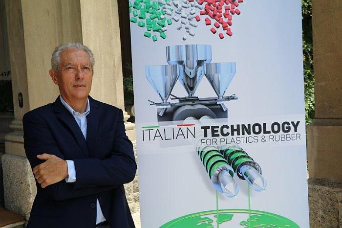 2019 cierra en negativo para los fabricantes italianos de maquinaria para plástico