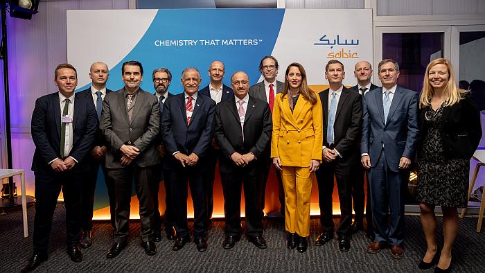 SABIC lleva sus soluciones Trucircle al Foro Económico de Davos