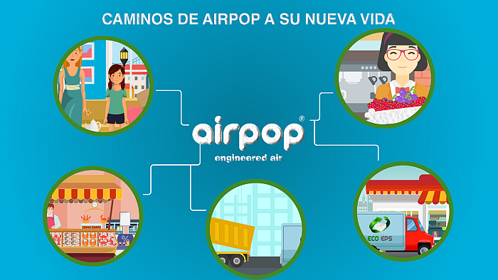Un vídeo de Anape, para concienciar sobre el reciclado de poliestireno expandido
