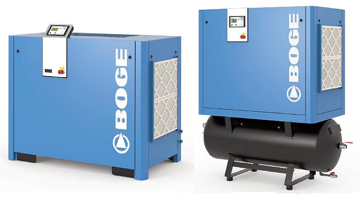 Boge presenta su nueva serie de compresores C-2
