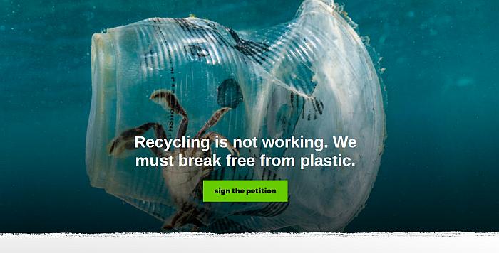 La asociación estadounidense Plastics responde a Greenpeace