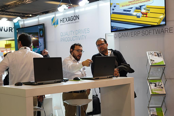 Hexagon Production Software estará en Advanced Factories 2020