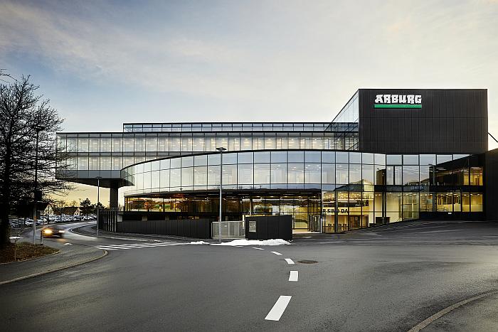 Arburg centro de formación