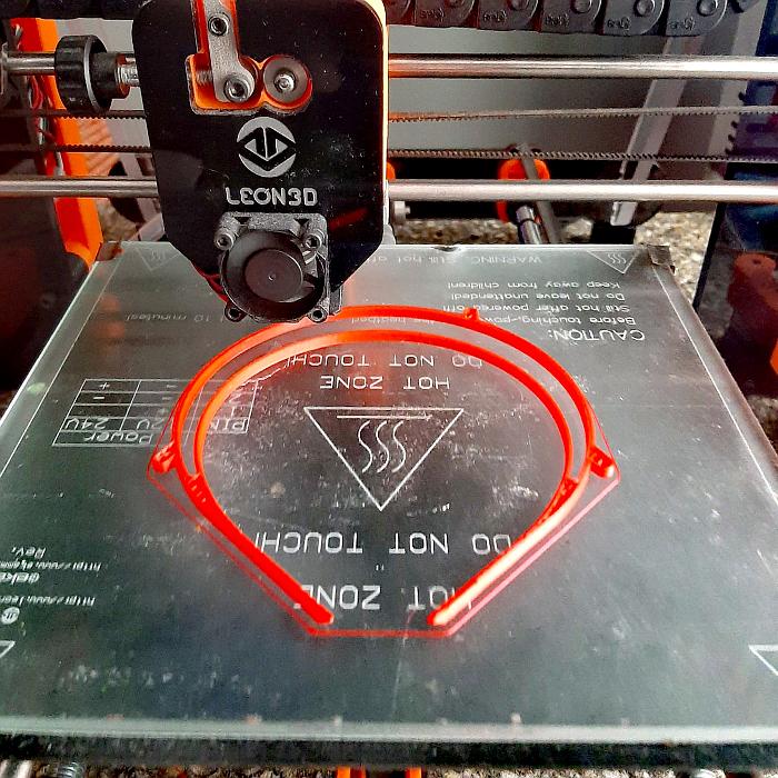 Impresión 3D para luchar contra el coronavirus