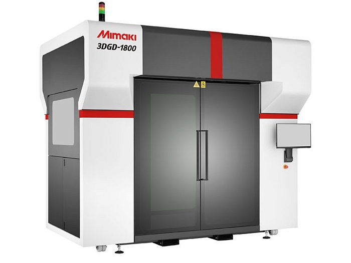 Impresora 3D Mimaki 3DGD-1800