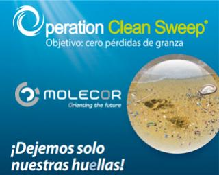 Molecor se adhiere al programa Operation Clean Sweep (OCS)