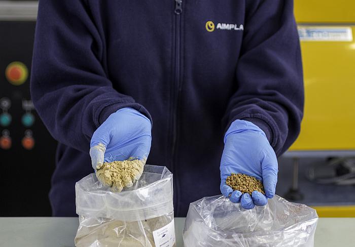 Investigan envases bioplásticos a partir de huesos de aceituna