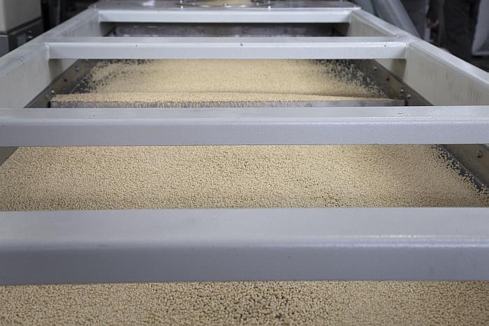 ICMA entrega una línea de compounding para productos biodegradables